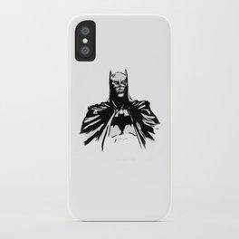The Dark Bruce iPhone Case