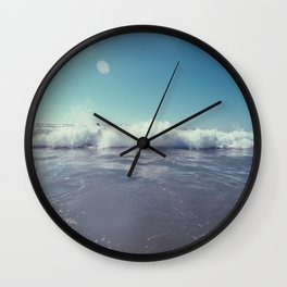 Crash! Wall Clock