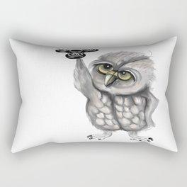 Fidget spinner owl Rectangular Pillow