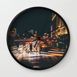 Las Vegas Strip Wall Clock