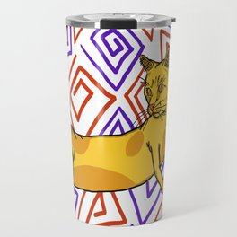 CatDog Travel Mug