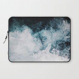 Blue Swells Laptop Sleeve