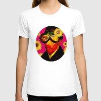 van gogh T-shirts featuring Pablo van Gogh 4 by Marko Köppe