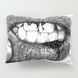 asc 943 - Les petits bouts d'Hommes (Is that the best you can do?) Pillow Sham