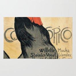 Vintage poster - Cocorico Rug
