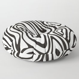 Geo Mono 1 Floor Pillow