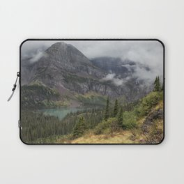 Grinnell Lake from the Trail No. 1 - Glacier NP Laptop Sleeve