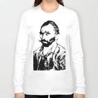 van gogh Long Sleeve T-shirts featuring Van Gogh by ISHTAR