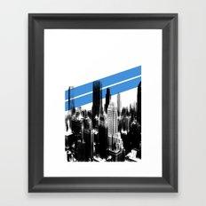 Tripping London. Framed Art Print