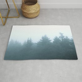 As The Mists Rise Rug