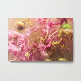 Flowering Plum #45 Metal Print
