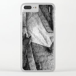 The Witness Clear iPhone Case
