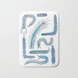 Blue as a Bug Bath Mat