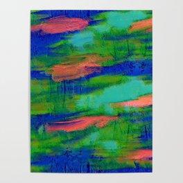 Pastel Art 25 Poster