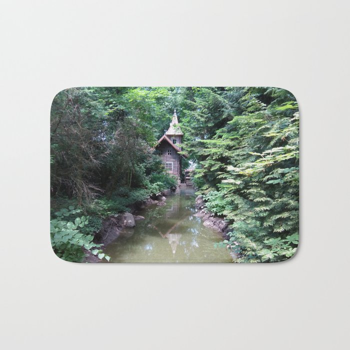 The Island of Tranquility Bath Mat