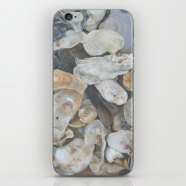 Seashells iPhone Skin
