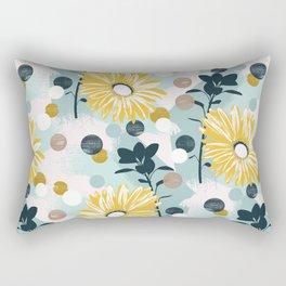 Dream Daisy Rectangular Pillow