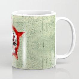 Punk Pug Coffee Mug