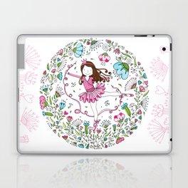 Sweet Ballerina Laptop & iPad Skin