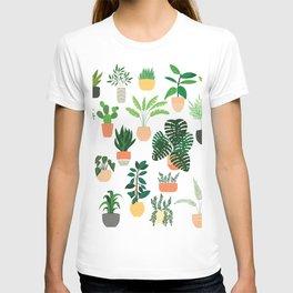 Houseplants 1 T-shirt