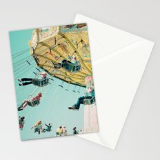 Love A Fair . . . swings Stationery Cards