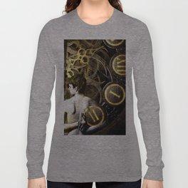 Theory of Time: revêtement Long Sleeve T-shirt