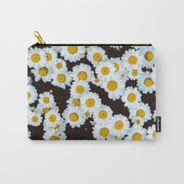 The Daisy Garden (Pattern (Color) Carry-All Pouch