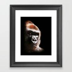 Kouillou Framed Art Print