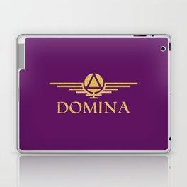 Call me Domina Laptop & iPad Skin