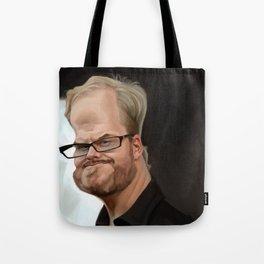 Jim Gaffigan Tote Bag