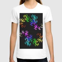 little squares again T-shirt