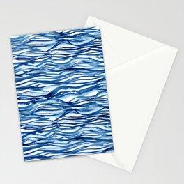 Nami Ocean Wave Stationery Cards