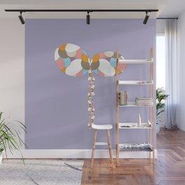 16 E=ButterflyBalloon1 Wall Mural