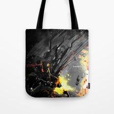 Downshaft  Tote Bag