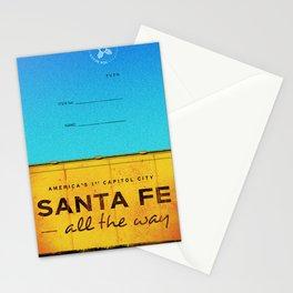 Santa Fe Stationery Cards