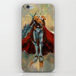 The Omega  iPhone Skin