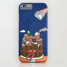 Powdered sugar, not snow! iPhone 6s Slim Case