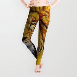Lion Leggings