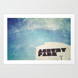 Love, Asbury Art Print