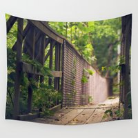 indiana Wall Tapestries featuring Indiana Summer by Amy J Smith Photography