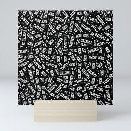 Sick & Twisted Mini Art Print