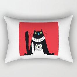 Happy Cats Rectangular Pillow