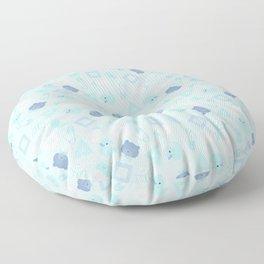 It's a Boy Floor Pillow