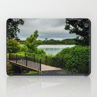bridge iPad Cases featuring Bridge  by Ashley Hirst Photography