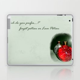 LovePotion or ForgetPotion  Laptop & iPad Skin