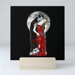 Vampire's Kiss Mini Art Print