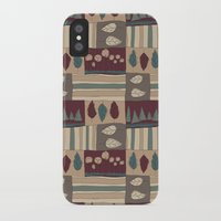 quilt iPhone & iPod Cases featuring Quilt by Molly Smisko