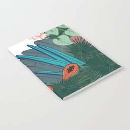 Sneaky jungle Notebook