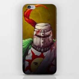 Solaire! iPhone Skin