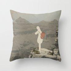 s h e r p a Throw Pillow